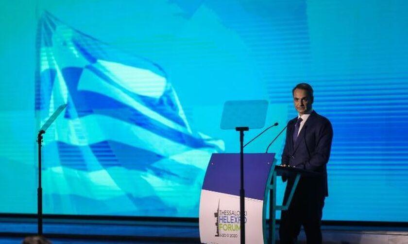 LIVE: Η συνέντευξη Τύπου του Κυριάκου Μητσοτάκη στο Thessaloniki Helexpo Forum (vid)