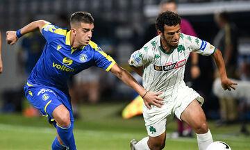 Αστέρας Τρίπολης - Παναθηναϊκός: Το γκολ του Ριέρα για το 1-0 (vid)