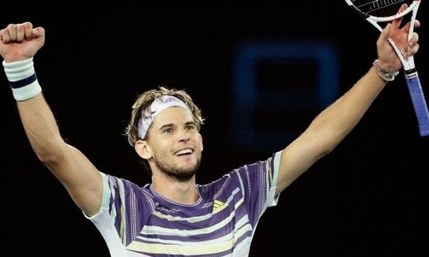 US Open: Ο Ντομινίκ Τιμ σήκωσε την «κούπα» αν και έχανε 2-0 σετ από τον Αλεξάντερ Ζβέρεφ! (vid, pic)