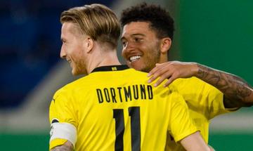 Κύπελλο Γερμανίας: Εύκολα η Ντόρτμουντ, αποκλεισμός για Αμβούργο (αποτελέσματα)