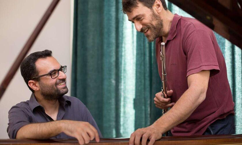 Jazzét Café: «InContact Duo» το διήμερο 18 και 19 Σεπτεμβρίου