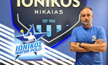 Πόλο: Ο Γιάννης Μπενόπουλος στον Ιωνικό! (pic)