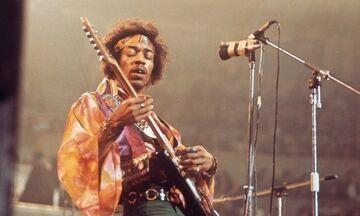 Τζίμι Χέντριξ: Κυκλοφορία ντοκιμαντέρ και live άλμπουμ από το 1970 στη Χαβάη!
