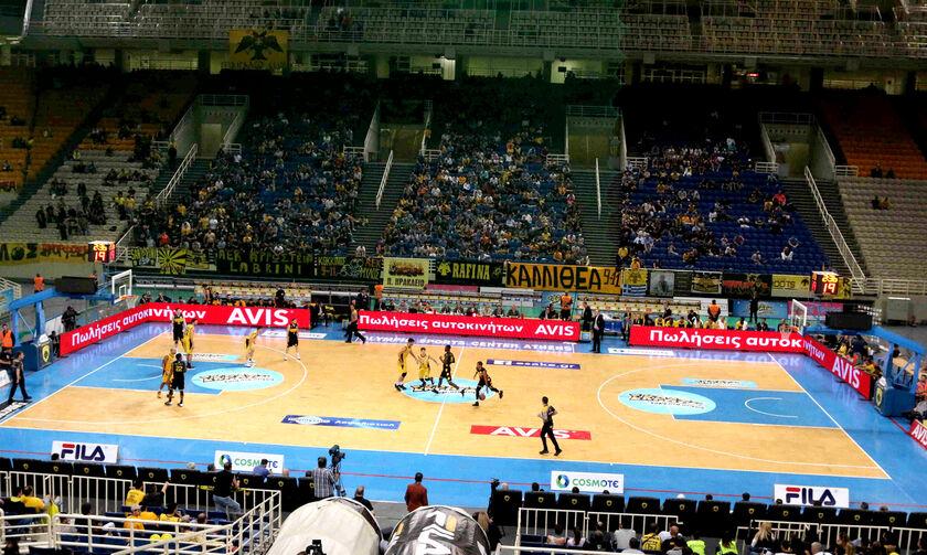 Basketball Champions League: Στον «αέρα» το Final 8 του ΟΑΚΑ