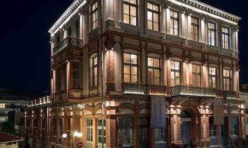 Το σπίτι του Μάνου Χατζιδάκι, πολιτιστικό και αρχιτεκτονικό κόσμημα της Ξάνθης
