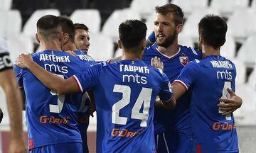 Ομόνοια - Ερυθρός Αστέρας: Το γκολ του Ίβανιτς για το 1-1 (vid)