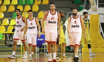 Κύπελλο Ελλάδας μπάσκετ: Πέρασε και απ΄ το Μαρούσι ο Ολυμπιακός Β΄, με Παγκράτι τώρα