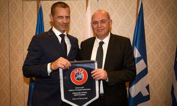 FIFA - UEFA σε ΕΠΟ: «Στις 9 Οκτωβρίου οι εκλογές»