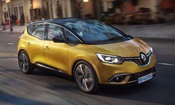 Διαθέσιμο το νέο Renault Scenic στην Ελλάδα