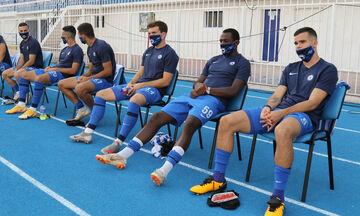 Ατρόμητος: Η αποστολή για το ματς με τον ΠΑΟΚ