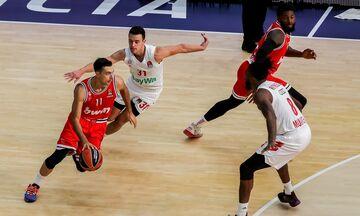 Ολυμπιακός: Σλούκας και Μάρτιν στο TOP-5 της EuroLeague (vid)