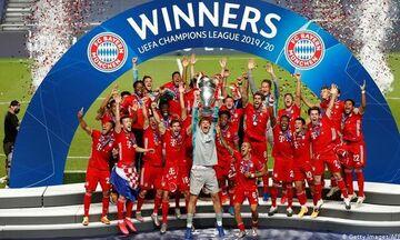 Bραβεία UEFA: Λείπουν Μέσι και Ρονάλντο, «χορεύουν» οι της Μπάγερν!