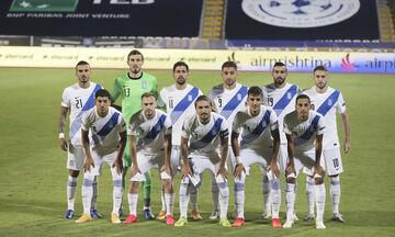 Ανέβηκε μία θέση η Ελλάδα στην κατάταξη της FIFA