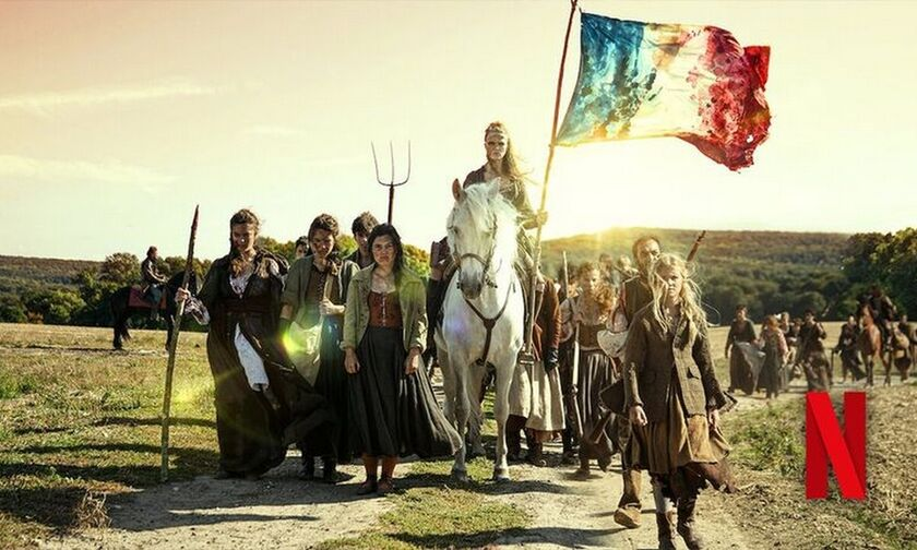 To La Révolution, η φανταστική εκδοχή της γαλλικής επανάστασης, έρχεται στο Netflix