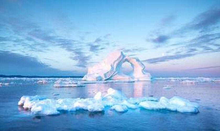 Φέτος η δεύτερη μεγαλύτερη μείωση του πάγου της Αρκτικής από το 1979