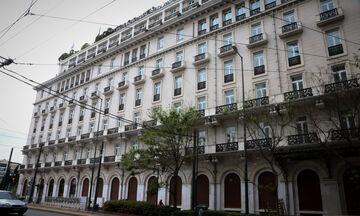 «Τέλος εποχής για το ξενοδοχείο «Μεγάλη Βρετανία» - Περνάει σε χέρια Αράβων»