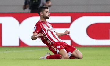 Ολυμπιακός - Αστέρας Τρίπολης: Το θαυμάσιο 2-0 του Μασούρα (vid)