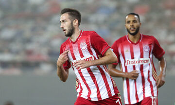 Ολυμπιακός-Αστέρας Τρίπολης 3-0: Φορτούνης και Μασούρας τον οδήγησαν στη νίκη (highlights)