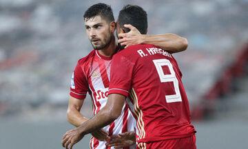 Ολυμπιακός - Αστέρας Τρίπολης: Ξανά ο Μασούρας και 3-0! (vid)