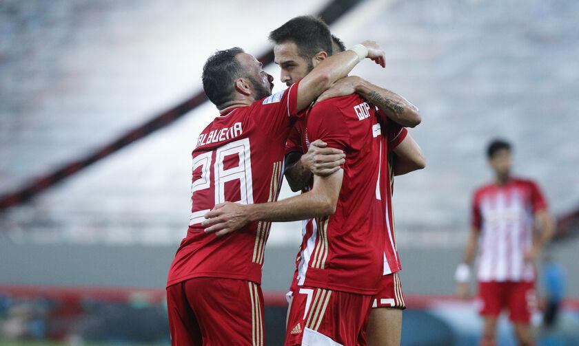 Ολυμπιακός - Αστέρας Τρίπολης 3-0: Τα highlights της αναμέτρησης