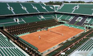 Roland Garros: Μειώθηκε στους 5.000 η παρουσία των θεατών