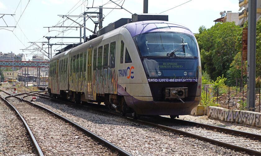 ΤΡΑΙΝΟΣΕ: Διακόπτονται όλα τα δρομολόγια της γραμμής Αθήνα-Θεσσαλονίκη