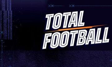 Total Football: Πρεμιέρα την Κυριακή (20/9) στις 23:00