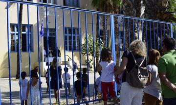 Κρούσμα κορονοϊού σε Δημοτικό σχολείο της Ηλιούπολης