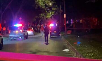 Δύο νεκροί και 14 τραυματίες από πυροβολισμούς σε πάρτι