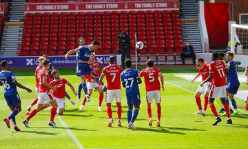 Νότιγχαμ Φόρεστ: Δεύτερη ήττα σε ισάριθμα ματς της Championship