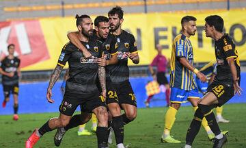Παναιτωλικός - ΑΕΚ 0-2: Οι Μάνταλος, Λιβάγια το έβαλαν, ο Τσιντώτας το έβγαλε! (highlights)