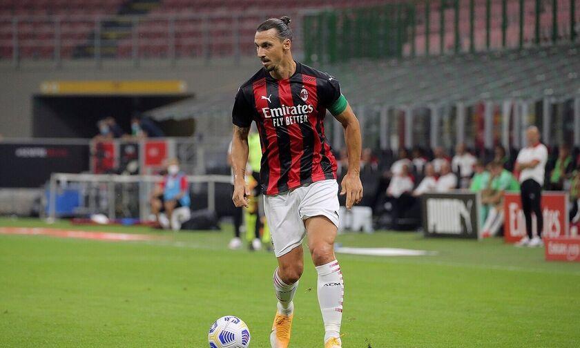Serie A: Σεφτέ με Ιμπραΐμοβιτς η Μίλαν, 2-0 την Μπολόνια (αποτελέσματα, βαθμολογία)