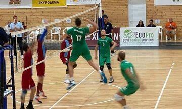 Ο Παναθηναϊκός σε τουρνουά στην Κύπρο 3-0 το Παραλίμνι
