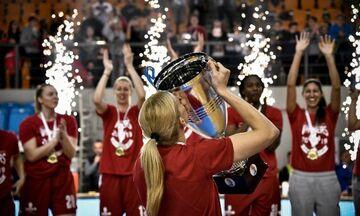Κύπελλο Ελλάδας: Ξεκίνημα στη σεζόν και για τις γυναίκες