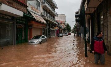 Κυκλώνας «Ιανός»: Νεκρός ο αγνοούμενος στην Καστανιά - Ανυπολόγιστες οι ζημιές (vid)