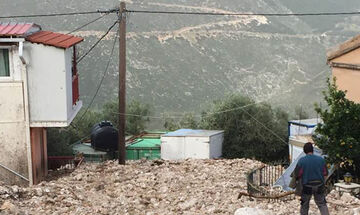 Κεφαλονιά: Ασύλληπτη καταστροφή σε Άσσο, Ληξούρι, Φισκάρδο (pic, vid)