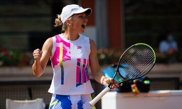 Italian Open: Προκρίθηκε στον τελικό η Χάλεπ (vid)