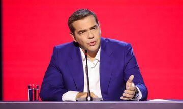 Τσίπρας: «Έχουμε ριζικά διαφορετικό πολιτικό σχέδιο με τη ΝΔ»