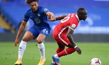 Τσέλσι - Λίβερπουλ: Η γκάφα του Κέπα και το γκολ του Μανέ για το 0-2 (vid)