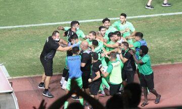 Νίκη στο 90' για την Ομόνοια στο κυπριακό πρωτάθλημα πριν τον Ολυμπιακό (vid)