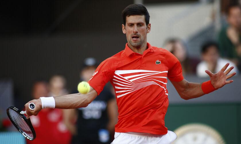 Italian Open: Ο Τζόκοβιτς στον τελικό (vid)