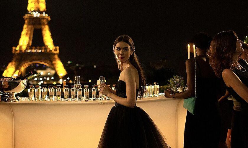 Το «Emily in Paris» έρχεται τον Οκτώβριο στο Netflix