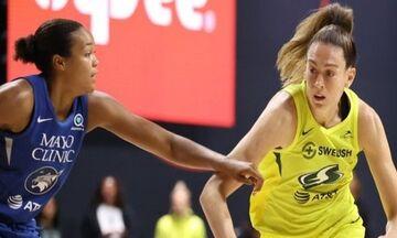 Κορονοϊός: «Συναγερμός» και στο WNBA (pic)!
