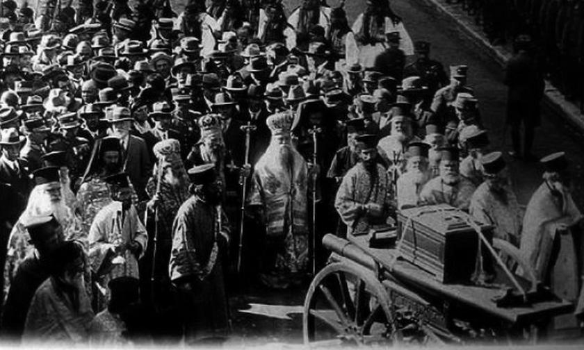 1942: Ποιος έσωσε τα οστά του Κολοκοτρώνη που Ιταλοί καραμπινιέρι είχαν σκορπίσει στις λάσπες (pics)