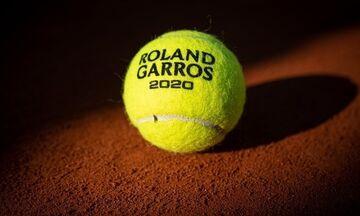 Roland Garros: Εκτός προκριματικών 5 τενίστες λόγω κορονοϊού