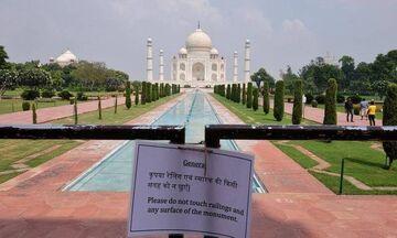 Το Ταζ Μαχάλ άνοιξε τις πύλες του μετά από 6 μήνες!