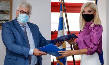 Μνημόνιο συνεργασίας υπέγραψαν το ΣΕΦ και το ΠΑΠΕΙ
