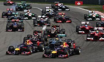 Formula 1: Είκοσι χιλιάδες θεατές στις εξέδρες του Νίρμπουργκρινγκ