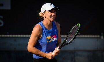 Italian Open: Πρωταθλήτρια η Χάλεπ, εγκατέλειψε η Πλίσκοβα (vid)