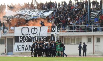 Ο ΟΦ Ιεράπετρας ανακοίνωσε την άνοδο στη Super League 2 - Πήρε τη θέση του Πανιώνιου